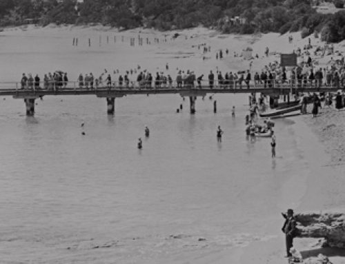 Augmented Reality Trail – Portsea Pier Then and Now